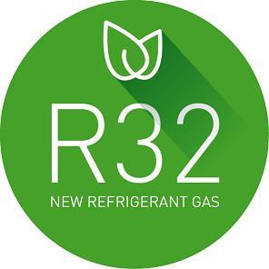 Környezetbarát R32 hűtőközeg